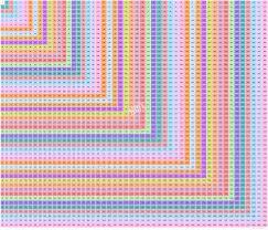 60 Times Table Chart 27 Precise Multiplication Chart 50x50 Printable