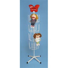 Basketball Display Stand Walmart MegaTrends Merchandise A100 Display Stand For Glove Puppet 38