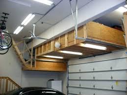 garage ceiling storage racks menards overhead hanging furniture delightful easy build rack