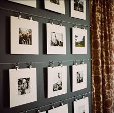 Cheap Tricks To Bring Photography Into Your Home : Cool Affordable Photos  Frame Ideas With Photo