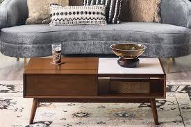 mid century coffee table best mid century modern coffee tables mid century modern coffee