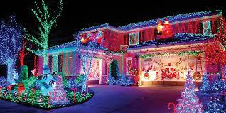christmas home lighting. \u0027Twas The Lights Before Christmas Contest Illuminates Temecula Homes Home Lighting