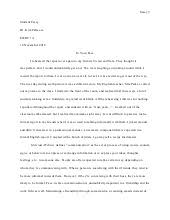 concept essay rubric in class