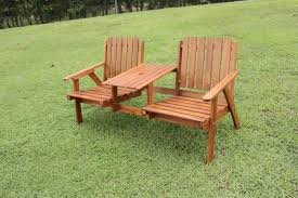tete a tete 2 seater love seat simply wood for wooden garden furniture love seats