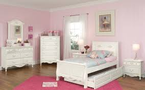 white bedroom furniture for girls. Toddler Girl Bed. Pink Cloud Pillow In This Cute Bedroom. Gallery . White Bedroom Furniture For Girls