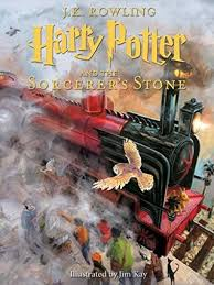 harry potter and the sorcerer s stone ilrated