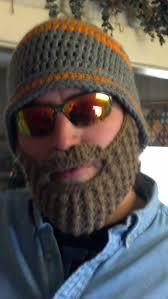 Beard Hat Crochet Pattern Extraordinary Our 48 Acres The Beard Hat Crochet Tutorial