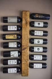best handmade wooden wine racks images on pinterest  wall wine