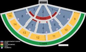 Xfinity Theater Ct Seating Chart Xfinity Center Mansfield Ma Seating Chart With Seat Numbers