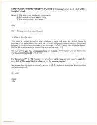 Job Verification Letter Template