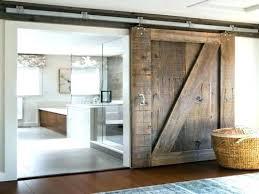 sliding door for bathroom sliding door privacy several types of sliding barn door bathroom privacy 3 sliding door for bathroom
