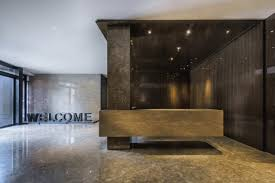 The lobby or reception area design plays an important role in creating a  first impression for anyone entering your office. The lobby and reception  space ...