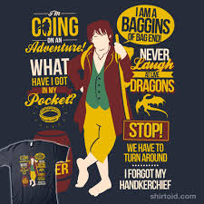 Bilbo Baggins Quotes Interesting Quotes Of A Burglar Shirtoid