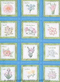 Quilt Squares - Embroidery Patterns & Kits - 123Stitch.com &  Adamdwight.com