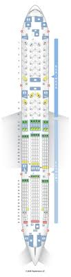 Seatguru Seat Map Air Canada Boeing 777 200lr 77l Two