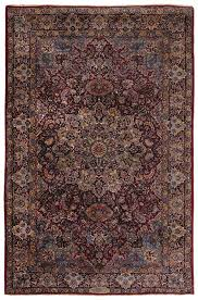 a pair of fine kirman rugs south persia circa 1910 signature arjemand d5403144g jpg