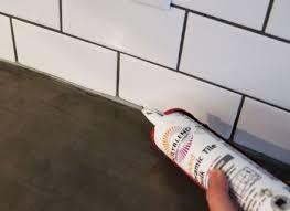 caulking kitchen backsplash. Caulking Kitchen Backsplash Awesome How To Install Caulk A Tile B
