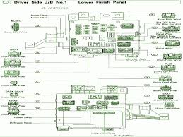 2003 4runner fuse box 2003 wiring diagrams 2001 toyota 4runner radio wiring diagram at 2001 Toyota 4runner Wiring Diagram