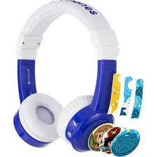 Купить <b>гарнитуру BuddyPhones InFlight</b> Blue в интернет магазине ...