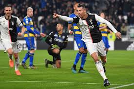 Juve huff and puff past Parma to extend Serie A lead - Black ...