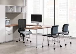 office furniture guest chairs. Lavoro Guest Chair With Mesh Back By National Office Furniture Chairs