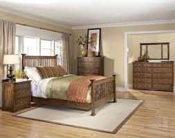 Mission Oak Bedroom Furniture Intercon Oak Park Mission Queen Bed With Twelve Underbed Storage