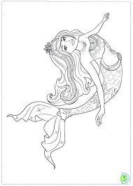 Cute Mermaid Coloring Pages To Free Jokingartcom Cute Mermaid