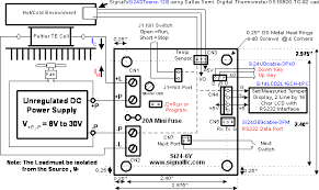 products si24diteptc1 50v in this 12 bit temperature range control application diagram shown below this controller heats or cools a thermal zone using one thermo electric te