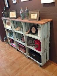 wooden crates furniture. 35 DIY Wood Crate Projects With Lots Of Tutorials Wooden Crates Furniture
