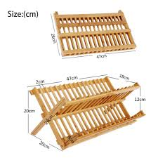 fullsize of charming wood dish drying rack flatware her plate storage her platewooden flatware fable dish