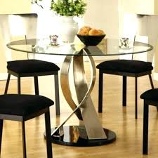 dining table base for glass top glass dining table base glass round dining table awesome collection