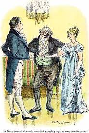 le page reads pride and prejudice a novel in three volumes by