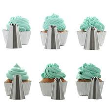 Piping Tips For Cupcakes Amazon Com