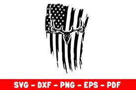 Please enter a valid zip code or city and state. Deer Head American Usa Flag Grafico Por Creativeshohor Creative Fabrica