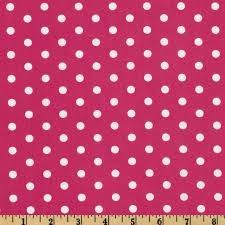 hot pink polka dot background. Modren Dot Pimatex Basics Polka Dot Hot PinkWhite  Discount Designer Fabric  Fabriccom Throughout Pink Background K