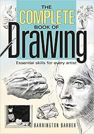 the plete book of drawing amazon co uk barrington barber 8601404274916 books