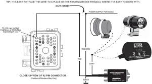 wiring diagram for autometer tach wiring diagram auto meter fuel pressure wiring diagram exles and