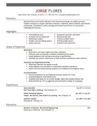maintenance technician resume sample sample resume maintenance wildlife resume for hvac technician resume for hvac technician machine maintenance technician resume objective maintenance technician
