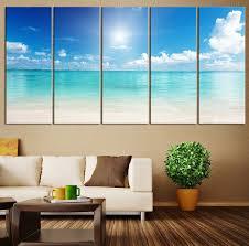 large canvas print ocean landscape wall art sun on ocean canvas print extra large on extra large ocean wall art with large canvas print ocean landscape wall art sun on ocean canvas