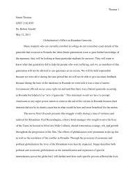 final globalization essay hotel rwanda