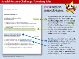 Resume Employment History Resume Format Download Pdf Medium