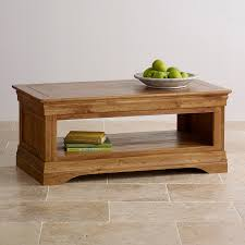 oak end tables. French Farmhouse Rustic Solid Oak Coffee Table | Tables Living Room Furniture Shop By Land End W