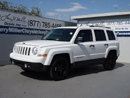 jeep patriot 2014 black rims. 2014 white jeep patriot httpwwwlarrymillerchryslerjeeptucsoncomnew black rims 4