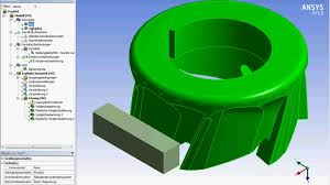 Wb Machining Mechanical Design Inc Ansys Workbench Wb Tutorial For Several Machining Methods