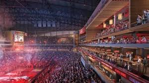 Philips Arena Atlanta Ga Seating Chart Renovations Will Reduce Philips Arena Seating Capacity