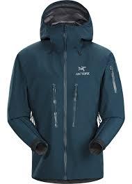Arcteryx Jacket Size Chart Alpha Sv Jacket Mens