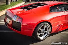 Lamborghini Murcielago Stick Shift Manual Super Car - RallyWays