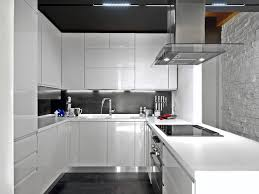 designs for u shaped kitchens. modern u-shaped kitchen design with black and white theme designs for u shaped kitchens