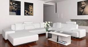 modern white sectional. White Sectional Sofa Modern C