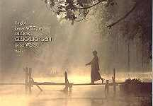 Postkarten Mit Buddhas Buddhistischen Motiven Meditation